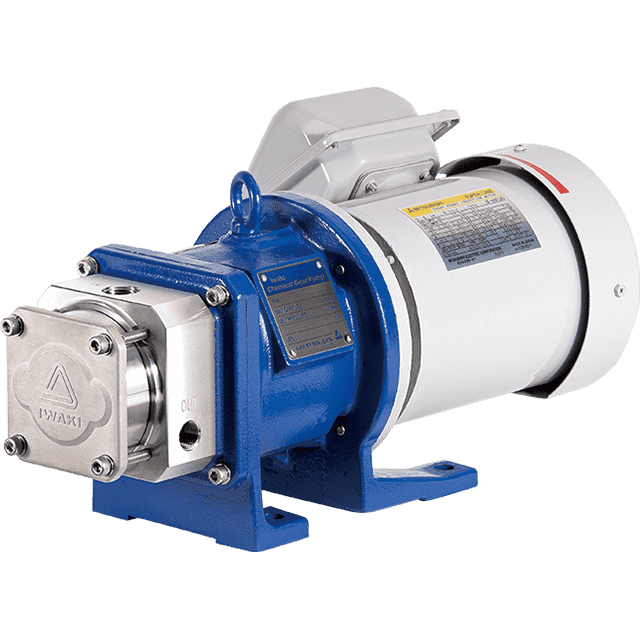 Rotary displacement pumps