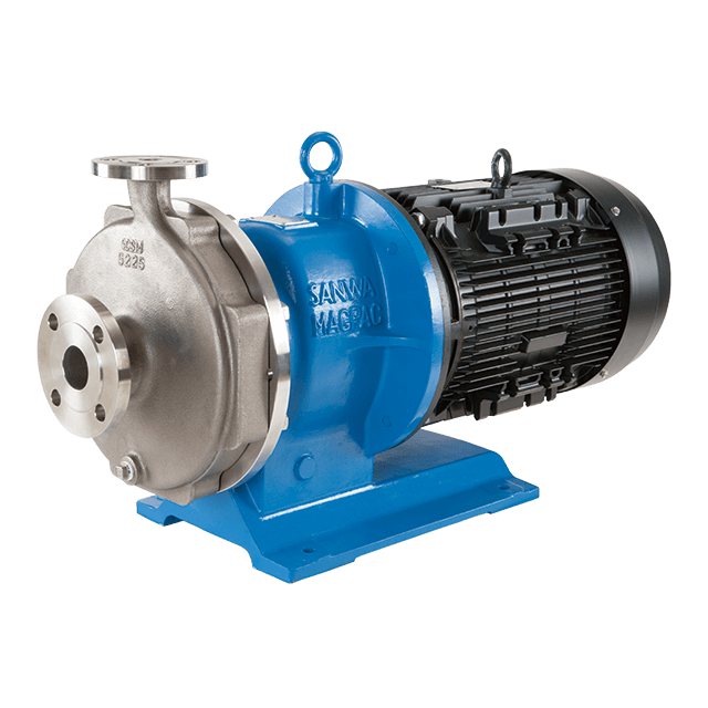 Metallic centrifugal magnetic drive pumps MP series