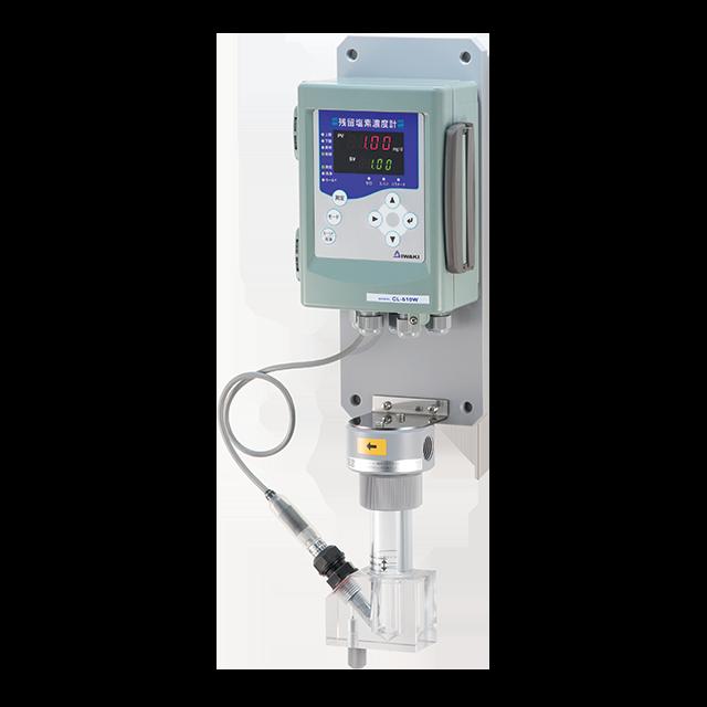マルチ測定モード残留塩素計 CL-510W