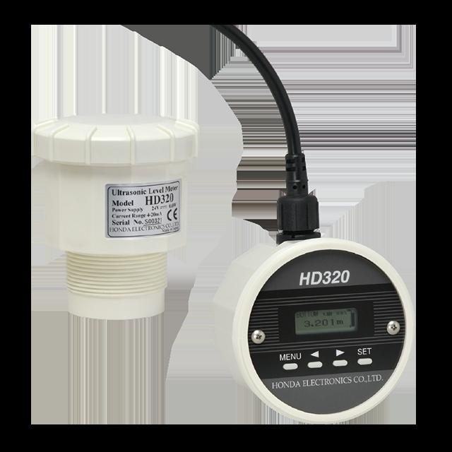 超音波式レベルセンサ HD320