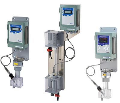 濃度測定装置の画像