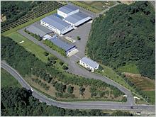 イワキの工場