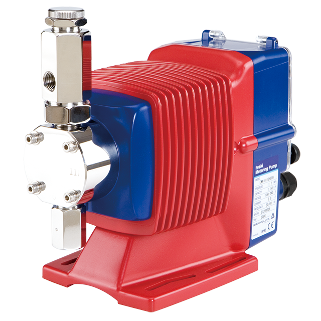 Electromagnetic metering pumps EWN-R series