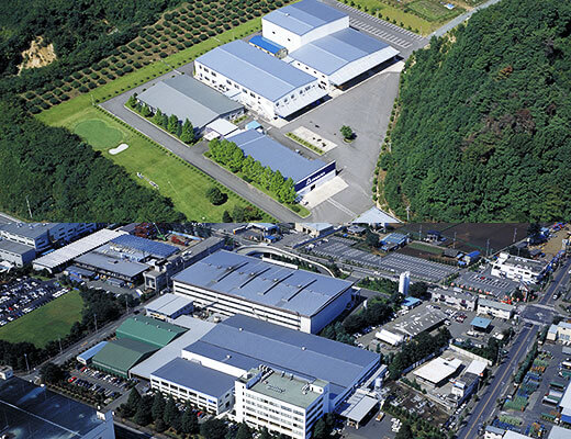 Saitama plant and Miharu plant, our global production bases with rigorous production control