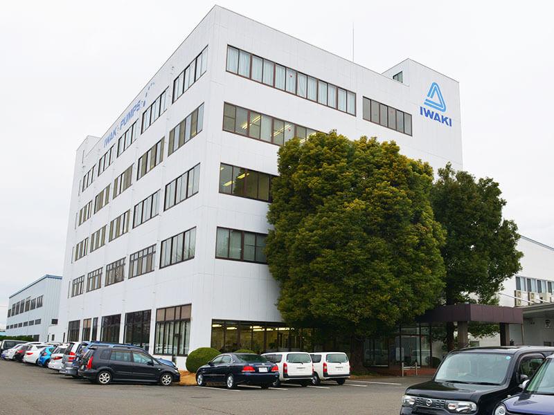 Saitama plant