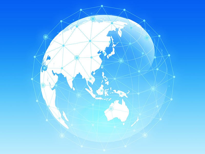 Global sales and distribution network